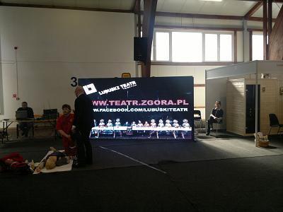 Wynajem Ekranu LED Targi Świat Kobiety