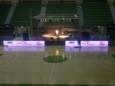 Wynajem Band LED Start-Sport 2012